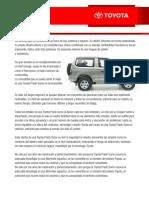 Ficha Tecnica Prado Sumo 2006