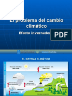 Diapositiva Del Efecto Invernadero