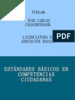 ESTÁNDARES BÁSICOS EN COMPETENCIAS CIUDADANAS
