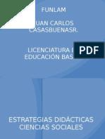 Estrategias Pedagogic As Ciencias Sociales