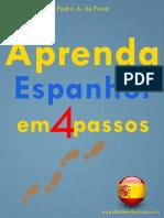 Aprenda Espanhol em 4 Passos - Pedro A. de Faria.pdf
