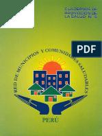 CUADERNO DE PROMOCION DE LA SALUD N°5