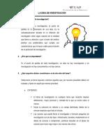 LA IDEA DE INVESTIGACION.pdf