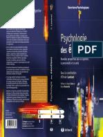 Psychologie Des Emotions. Nouvelles Pers