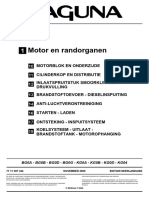 ! k4m Blok Renault Man ! NL Versie