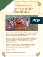 Ganga Yoga 2017