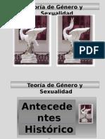 Teoría de Género y Sexualidad