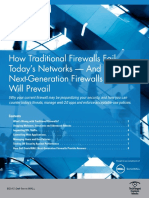 How Traditional Firewalls Fail Todays Networks
