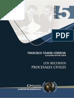 LOS RECURSOS PROCESALES.pdf