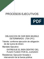 Derecho Procesal Civil II - Tema 4