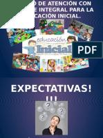 Modelo de Atención Con Enfoque Integral Para La Educ. Inicial