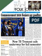 The Suffolk Journal- Orientation 2010