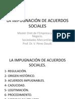 Pérez Daudí Proceso de Impugnacion Acuerdos Sociales