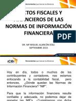 Efectos Fiscales y Financieros de Las Nif s 2015 1