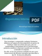 U4 - Metodología Básica de Análisis de Las OI