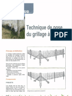 Technique de Pose Du Grillage a Mouton (1)