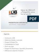 Corporate Presentation EDB ES