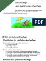 Chauffage et ventilation_chapitre 1