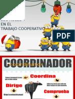 Roles Del Trabajo Cooperativo