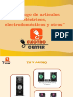 Catalogo Electrocenter Sac