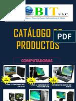 Catalogo de Productos Cobit s.a.c.