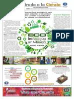 UNAMirada 529 Ecotecnologías en México