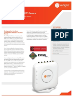 AirTight C 10 WIPS Sensor Datasheet