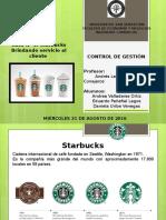 Caso 1. Starbucks