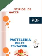 Principios de Haccp