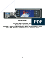 SW 8755 Manual