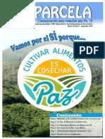 La Parcela Informativa Montes de Maria No10-Septiembre 2016