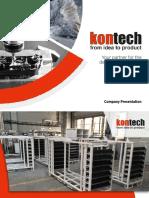 KONTECH Presentation