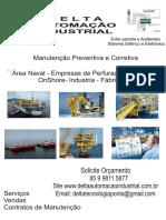 Portfolio Petroleo Completo e Industrial