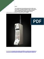 Mi Primer Blog de Teléfono Celular