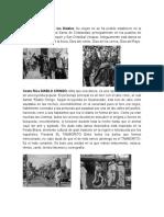 Guatemala Danza de los Diablos Su origen no se ha podido establecer en la actualidad la dedican al Santo de Cristiandad.docx