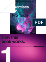 Pro Tools Exercise Book