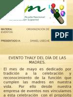 Organizacion de Eventos 5.0