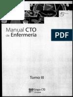 Manual CTO de Enfermería 3 Tomos 5a Edición 2011 T3