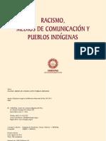 Racismo y medios de comunicación