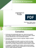 Linguagem C funçao