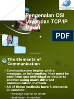Chapter 1 OSI TCP Model