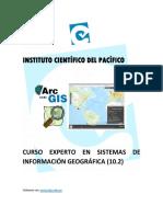 Manejo de La Data GIS 10.2