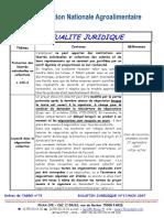 Bj17 - Mise a Pied d Un Mandate