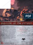 Shadow of the Demon Lord - Survival of the Fittest
