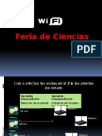 Feria de Ciencias (Presentacion)