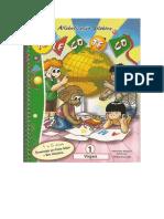 Baixe Em PDF - o Livro Telecoteco Alfabetização Silábica - Volume 1 - Vogais
