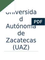 UNID ZacatecasS1