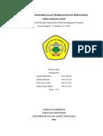 Kelompok 9 (4a) Organisasi Tani