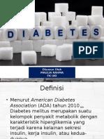 DIABETES MELITUS TIPE 2 (PERKENI)
