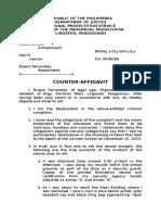Counter Affidavit_mae 2